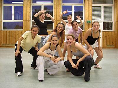 tanzsportgruppe